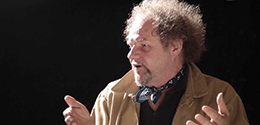 SP Networking With Mike Figgis